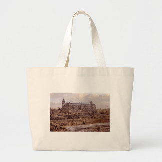 THE PLAZA TYNEMOUTH U.K TOTE BAGS
