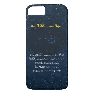 The Plough (Ursa Major) iPhone 8/7 Case