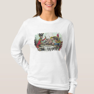 The Plum Pudding in Danger, 1805 T-Shirt