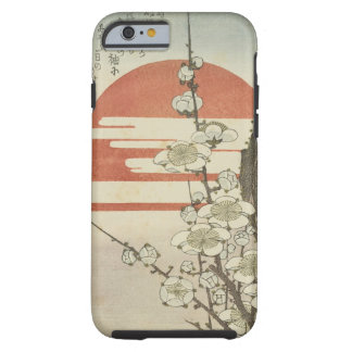 The Plum Tree and The Rising Sun Tough iPhone 6 Case