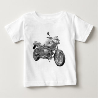 (The plural commodities are selected,) the motorcy Baby T-Shirt