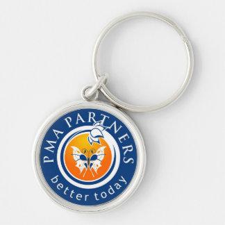The PMA Partners key chain
