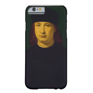 The Poet Casio, c.1495-1500 (oil on panel) Barely There iPhone 6 Case
