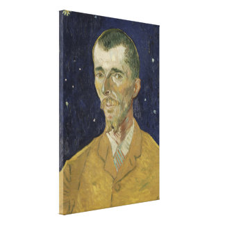 The Poet Eugene Boch by Vincent Van Gogh Stretched Canvas Prints
