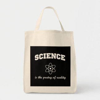 The Poetry of Reality Tote Bag