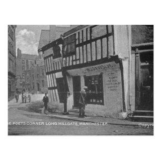 The Poet's Corner Postcard