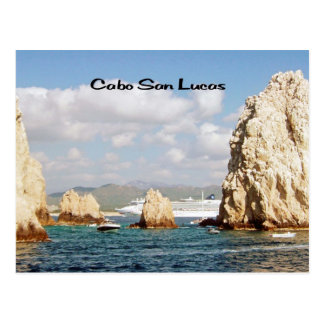 The point at Cabo San Lucas Post Cards