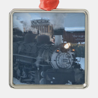 The Polar Express Engine Christmas Ornament