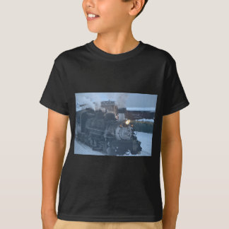 The Polar Express Engine T-Shirt