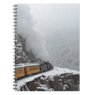 The Polar Express Rounds the Bend Notebooks