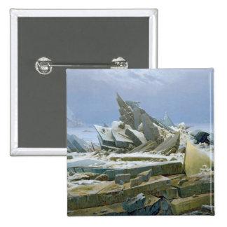 The Polar Sea, 1824 Pinback Buttons