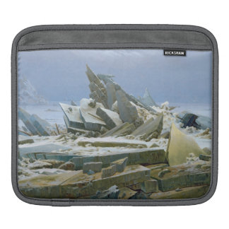 The Polar Sea, 1824 iPad Sleeve