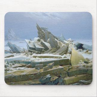 The Polar Sea, 1824 Mouse Mat