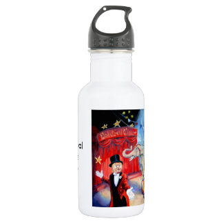 The Political Circus Water Bottle 532 Ml Water Bottle