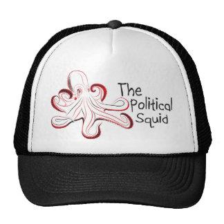 The Political Squid Merchandise Trucker Hat
