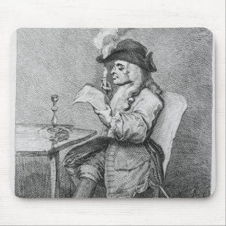 The Politician, etched by John Keyse Sherwin Mouse Mat