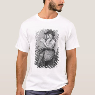 The Politician, etched by John Keyse Sherwin T-Shirt