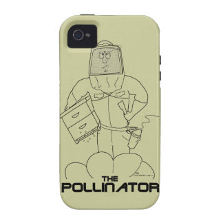 The Pollinator Case For The iPhone 4