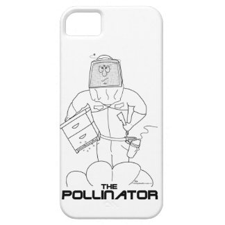 The Pollinator - iPhone 5 Case