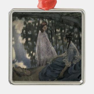 The Pond, 1902 Christmas Ornament