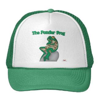 THE PONDER FROG CAP