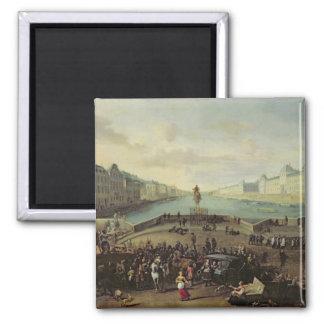 The Pont Neuf, Paris, 1665-69 Magnet