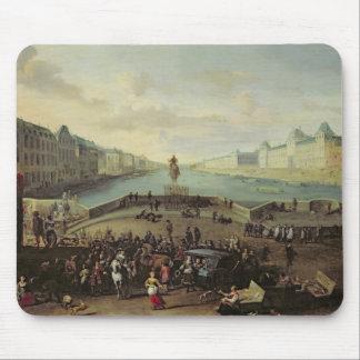 The Pont Neuf, Paris, 1665-69 Mouse Mat