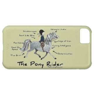 The Pony Rider iPhone 5C Case