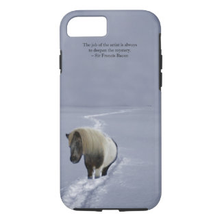 The Ponys Trail Francis bacon Quote Phone case