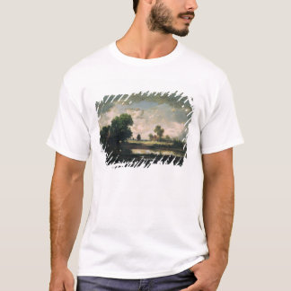 The Pool with a Stormy Sky, c.1865-7 T-Shirt