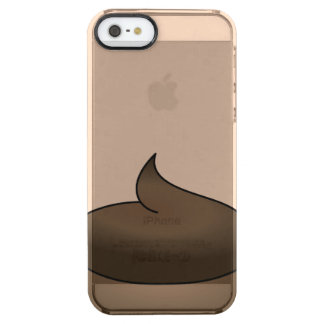 The Poop Clear iPhone SE/5/5s Case