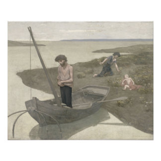 The Poor Fisherman by Puvis de Chavannes Photo Art