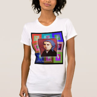 The Pop Art Saint Bernadette T-Shirt