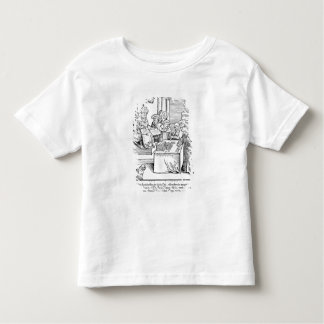 The Pope selling Indulgences Toddler T-Shirt