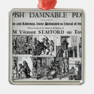 The Popish Damnable Christmas Ornament
