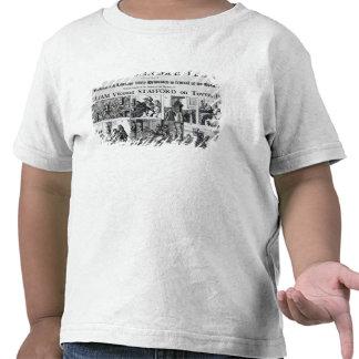 The Popish Damnable Tee Shirts