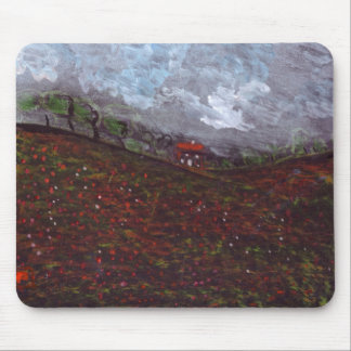The poppyfield mouse pads