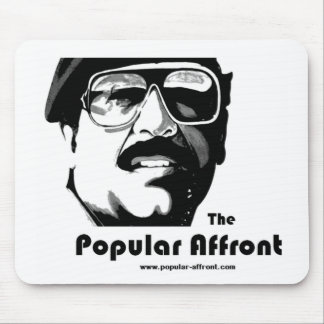 The Popular Affront Office Accoutrements Mouse Pad