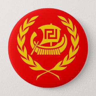 The Popular Association – Golden Dawn 10 Cm Round Badge