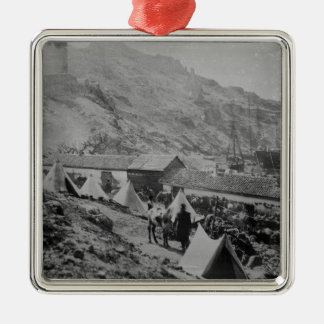 The Port at Balaklava Christmas Ornament