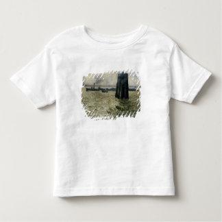 The Port of Hamburg, 1894 Toddler T-Shirt
