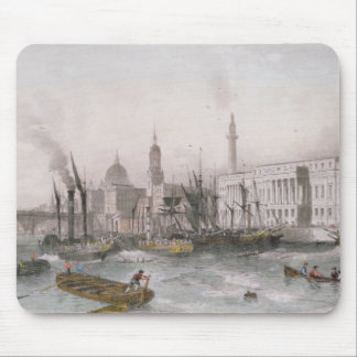 The Port of London Mouse Mat