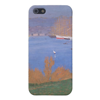 The Port of Marseille, 1901 iPhone 5/5S Case