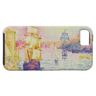 The Port of Marseilles, c.1909 (oil on canvas) iPhone 5 Covers
