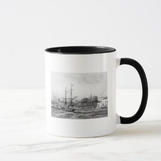 The Port of New Orleans Mug