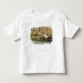 The Port of Seville, c.1590 Toddler T-Shirt