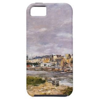The Port of Trouville by Eugene Boudin Tough iPhone 5 Case
