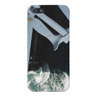 The port side Mark II Stockless Anchor iPhone 5/5S Cover