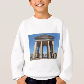 The Porta Ticinese door in Milan, Italy Sweatshirt