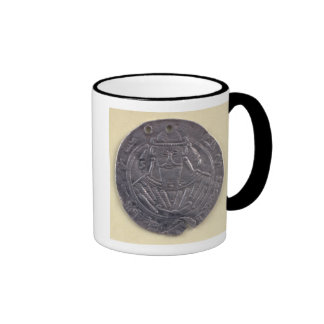 The portrait al-Mutawakkil  Caliph Coffee Mugs